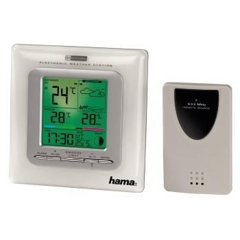 Погодная станция Hama EWS-501 H-106954 белый - фото 2