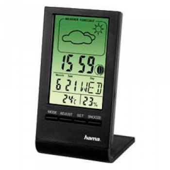 Термометр Hama TH-100 H-75297 черный (00075297)