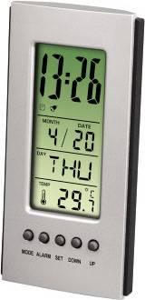 Термометр Hama H-75298 серебристый