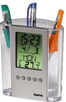 Термометр Hama H-75299 серебристый