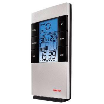 Термометр Hama TH-200 H-87682 серебристый - фото 2