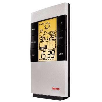 Термометр Hama TH-200 H-87682 серебристый - фото 4