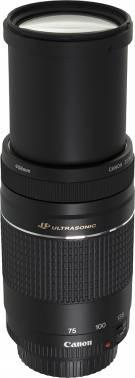 Объектив Canon EF III USM 75-300mm f/4-5.6 (6472A012)