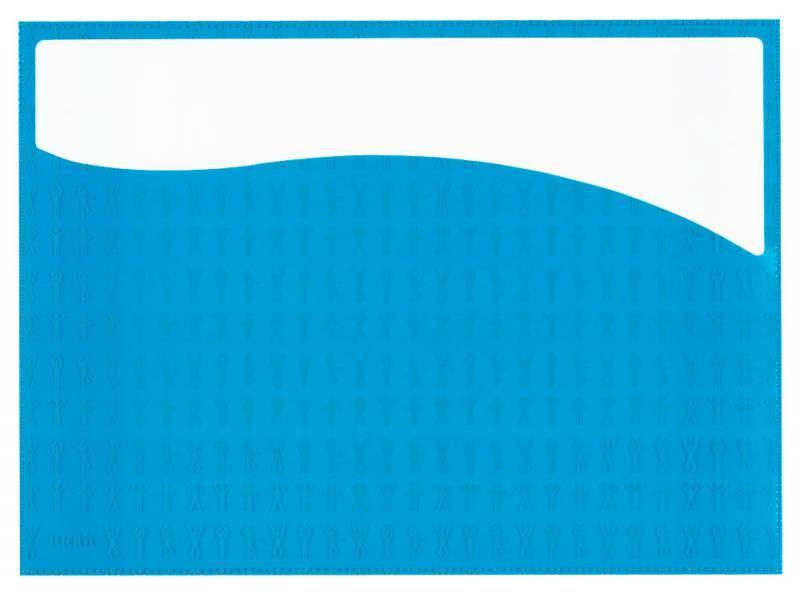 Набор самоклеящихся карманов Спорт, 3 размера (А4, 20 х 14 см, 10 х 23 см), цвет - ассорти, STICK'N. - фото 2
