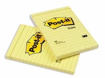 Блок самоклеящийся 3M Post-it 660Y 7000033838 желтый 100 листов