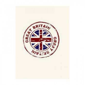 Блокнот Letts Flexi GB карманный 192стр. рисунок