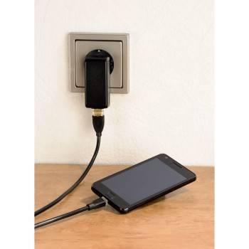 Кабель Hama micro USB B (m)-USB A(m) 0.75м (00078490) - фото 4