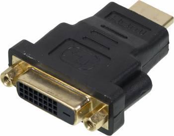 Переходник Ningbo HDMI(m) / DVI-D(f) с позол. конт.