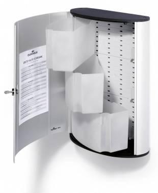 Аптечка офисная Durable с 3-мя отделениями