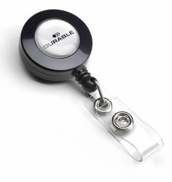 Рулетка Durable 8152-58 серый