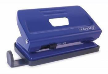 Дырокол Rapesco PF87S0L1 синий