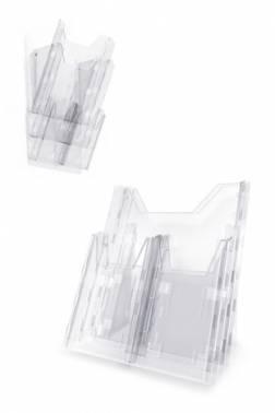 Информационная стойка Durable Combibox Pro A4 / A6