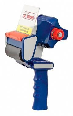 Диспенсер Unibob T290RP для упак.кл.ленты для ленты:50мм синий/серый (00219)