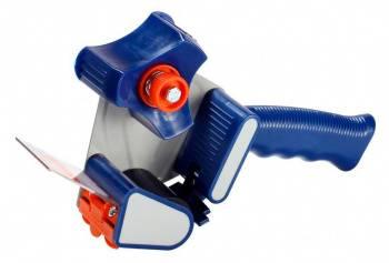 Диспенсер Unibob T520PT для упак.кл.ленты для ленты:50-70мм синий/серый (00222)