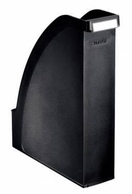 Лоток вертикальный Esselte 24760095 Leitz черный