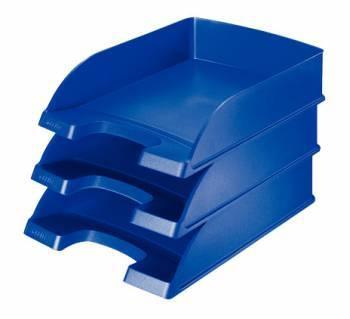 Лоток горизонтальный Esselte Leitz синий (52270035)
