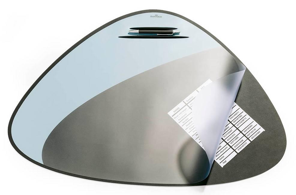 Настольное покрытие Durable Vegas 7208-01 черный/серый - фото 1