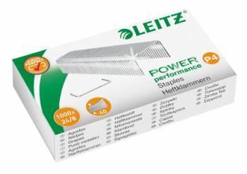 Скобы для степлера 24/8 Leitz Power 1000шт. (55710000)
