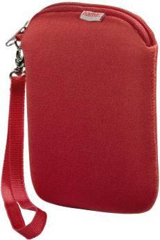 Чехол Hama H-95507 Neoprene красный