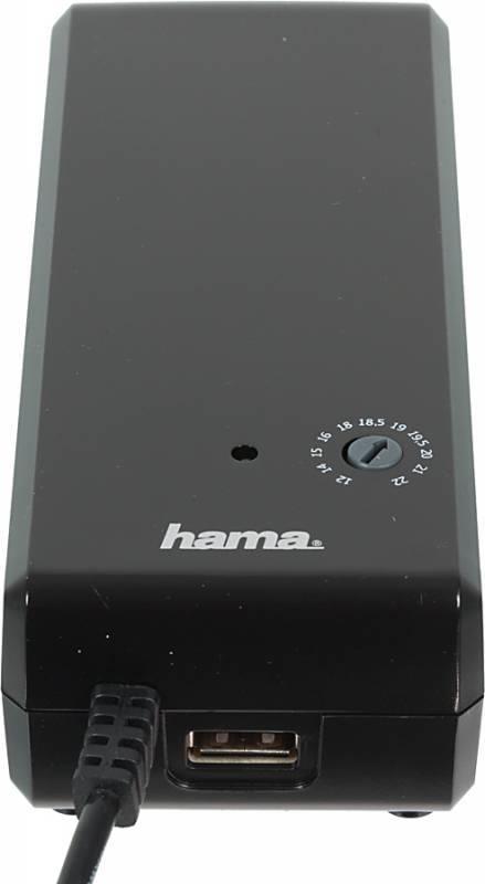 Блок питания Hama NB Uni10(54100) черный - фото 3