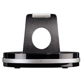 Докстанция Hama H-107850 Noce MFI для Apple iPad 1/2/3/iPhone/iPod черный  - фото 4