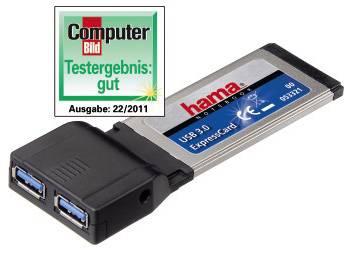 Адаптер Hama H-53321 USB3.0 2port - фото 2