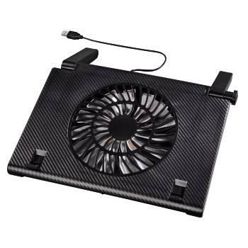 Подставка для ноутбука 15.6 Hama H-54116 черный (00054116)