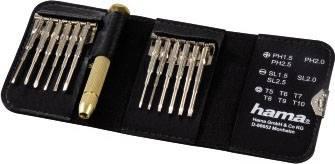 Набор отверточный Hama MiniScrew, 13 предметов (00039694)