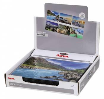 Коврик для мыши Hama H-54734 Landscape 6 вариантов расцветки (00054734)
