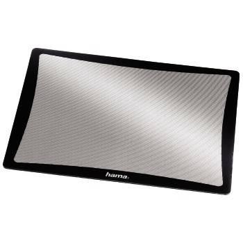Коврик для мыши Hama H-54749 серый/черный (00054749)