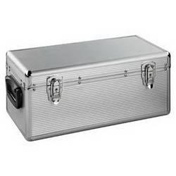 Кофр Hama H-26798 алюминиевый для 390 CD конверты в комплекте серебристый - фото 1