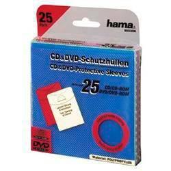 Конверт Hama на 1CD/DVD H-33800 разноцветный (в упаковке:25шт) (00033800)