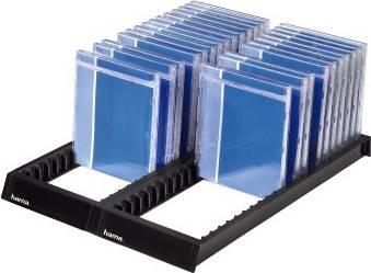 Подставка Hama H-48000 Flipper для CD 44шт черный  - фото 1