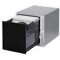 Коробка Hama на 80CD/DVD H-48318 Magic Touch серебристый (в упаковке:1шт) (00048318)