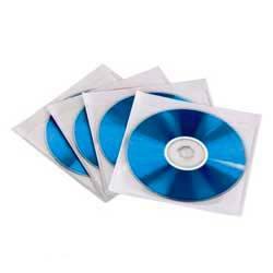 Конверт Hama на 1CD / DVD H-49993 прозрачный