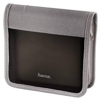 Портмоне Hama на 28CD/DVD H-51315 серый - фото 2