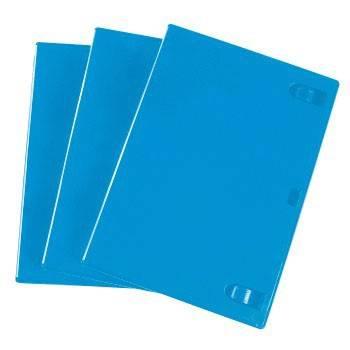 Коробка Hama H-51468 Jewel Case двойная для Blu-ray дисков 3шт синий  - фото 2