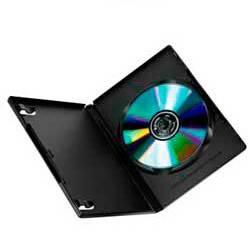 Коробка Hama H-62606 для 1 DVD диска 10 шт. черный  - фото 2