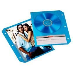 Конверты Blu-ray Hama lt.blue полипропилен (25шт) (H-83907) - фото 1