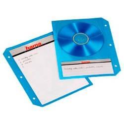 Конверты Blu-ray Hama lt.blue полипропилен (25шт) (H-83907) - фото 2