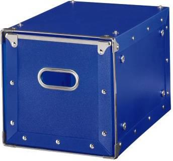 Коробка Hama Maxi blue для Madrid/Sevilla/Cordoba 22.7x15.5x16.2см (H-96171) - фото 1