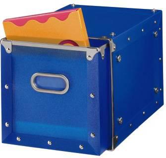 Коробка Hama Maxi blue для Madrid/Sevilla/Cordoba 22.7x15.5x16.2см (H-96171) - фото 2