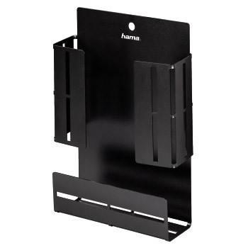 Кронштейн для телевизора Hama H-108772 черный - фото 1