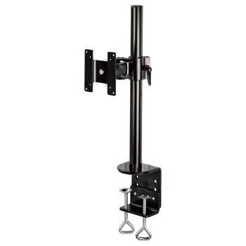 Кронштейн для мониторов ЖК Hama H-95831 черный (00095831)
