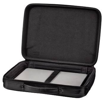 """Сумка для ноутбука 17.3"""" Hama Protection черный - фото 2"""