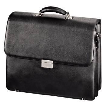 """Портфель для ноутбука 17.3"""" Hama Business черный - фото 1"""