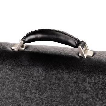 """Портфель для ноутбука 17.3"""" Hama Business черный - фото 6"""