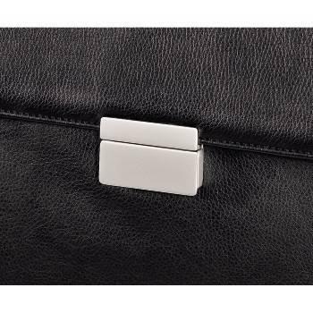"""Портфель для ноутбука 17.3"""" Hama Business черный - фото 8"""