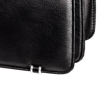 """Портфель для ноутбука 17.3"""" Hama Business черный - фото 9"""