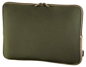 """Чехол для ноутбука 11.6"""" Hama H-101958 зеленый/коричневый - фото 1"""